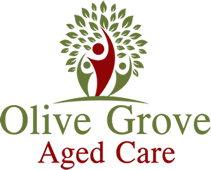 olive groove aged care logo